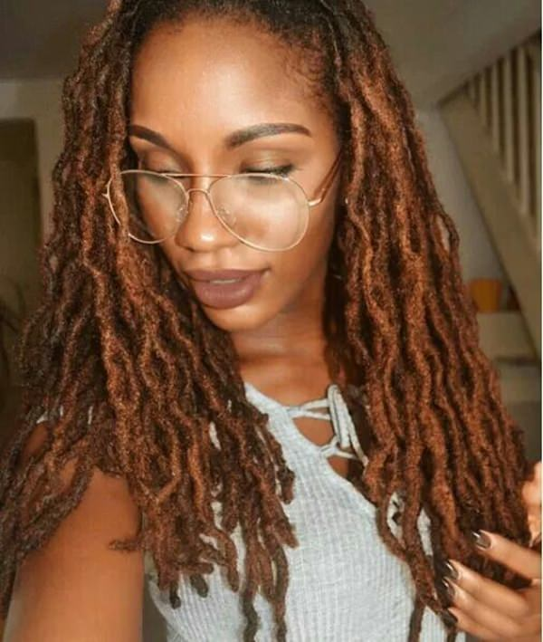 how to make dreads at home with short hair