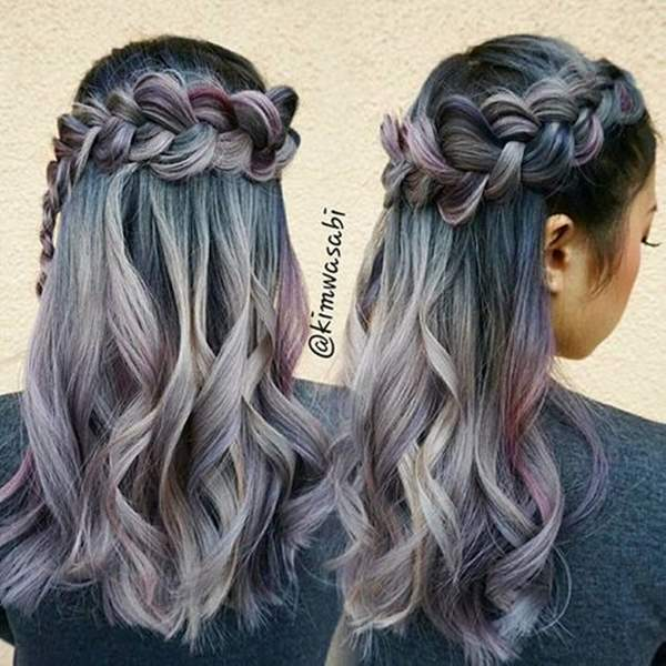How To Get Lilac Hair For This Season Style Easily