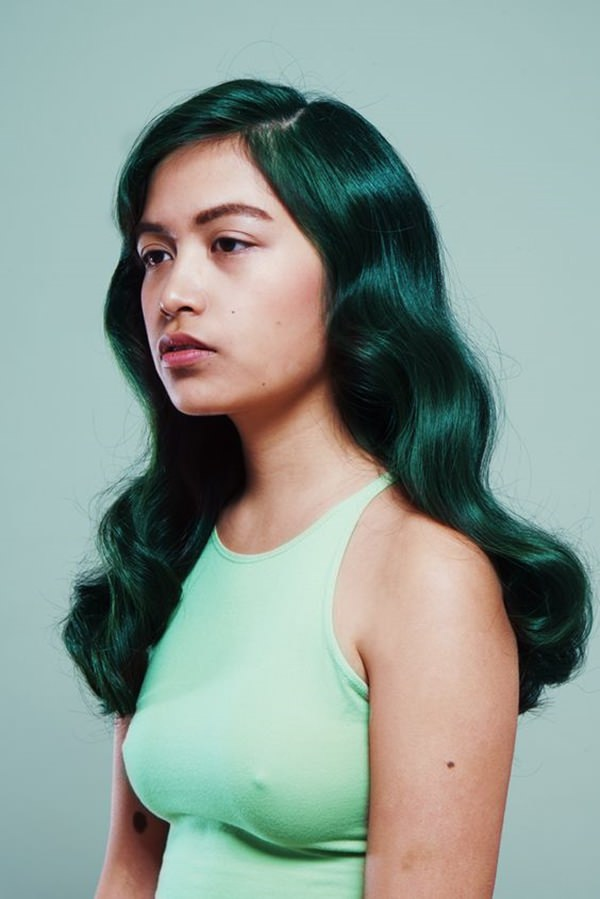 71 Green Hair Dye Ideas That You Will Love Style Easily