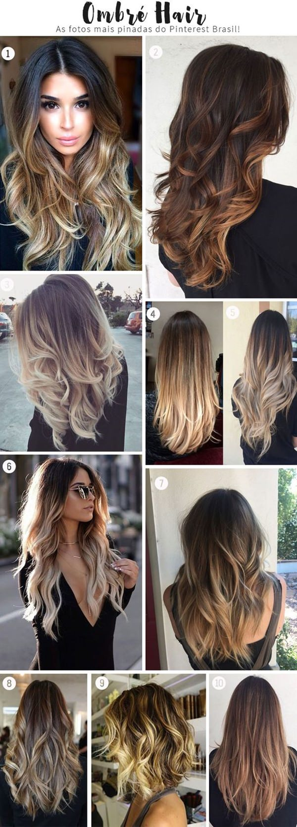 61 ombre hair color ideas that you will absolutely love style easily 41 so many solutioingenieria Images