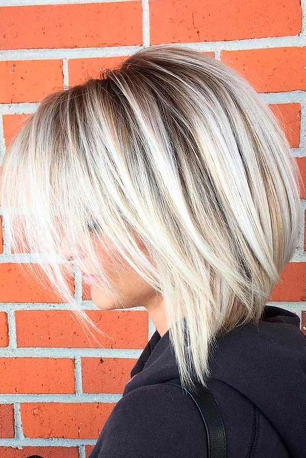 56 Stacked Bob Hairstyle for the Style Year 2019 , Style Easily