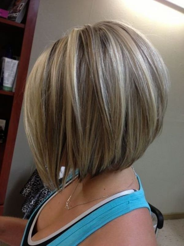 Layered Bob Hairstyles For Fine Thin Hair 91