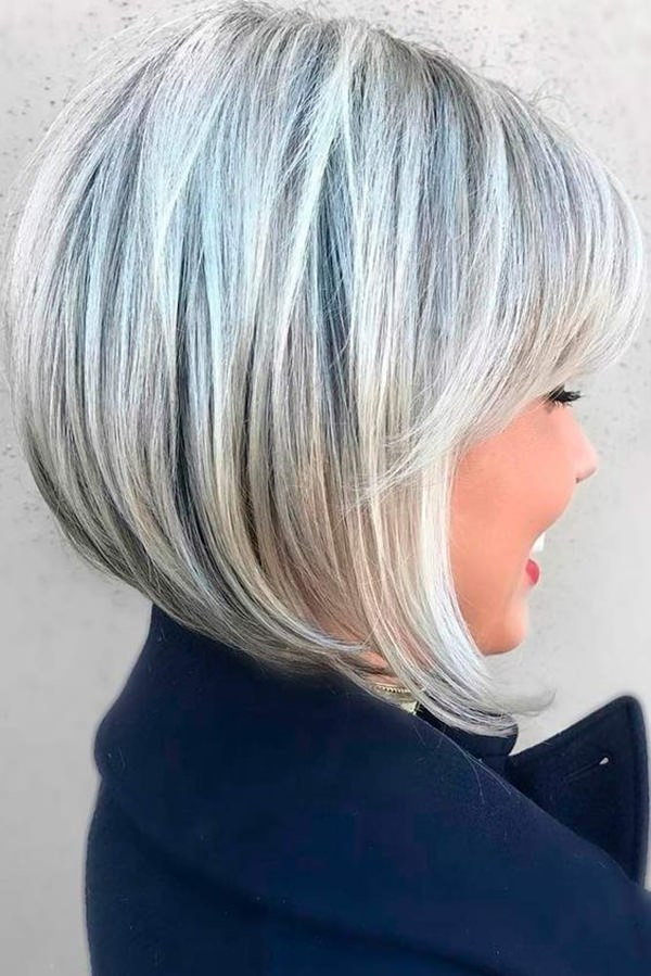 56 Stacked Bob Hairstyle For The Style Year 2020 Style Easily