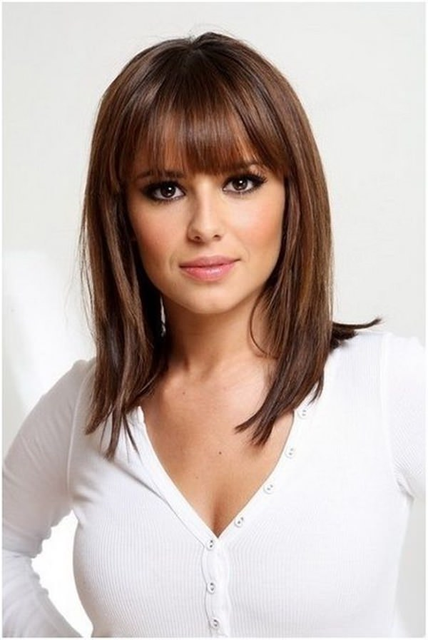 77 Fabulous Hairstyles With Bangs For 2018 Style Easily