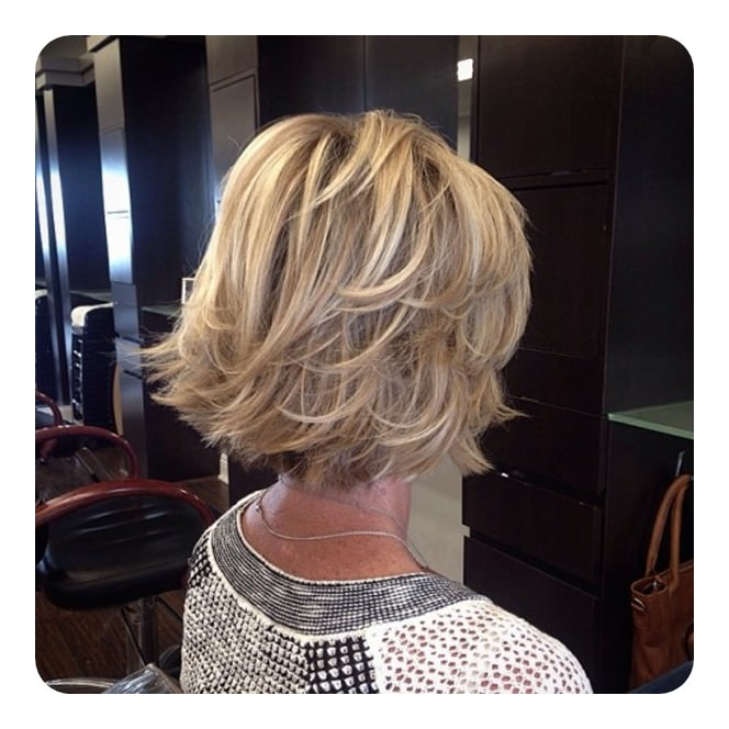 Thick Hair Shoulder Length Hairstyles For Women Over 50 80