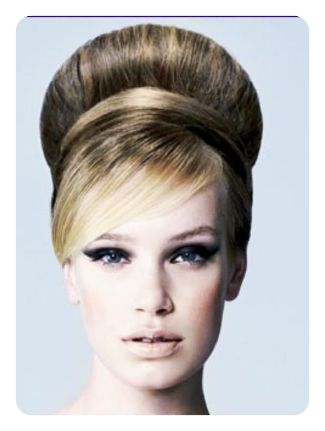 40 Easy Beehive Hairstyles From1950 To 2019 Style Easily
