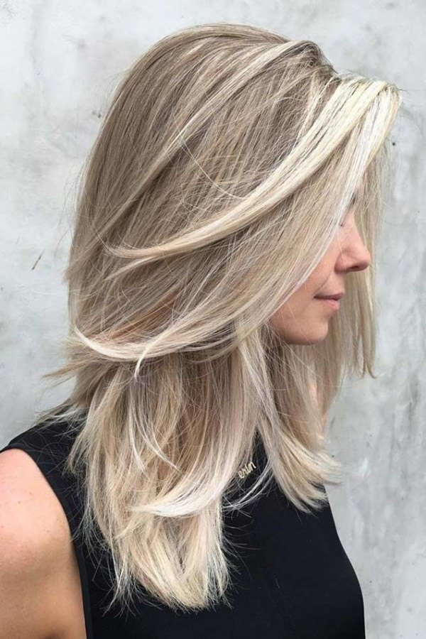 84 Fun Layered Haircut Ideas For Long Hair Style Easily
