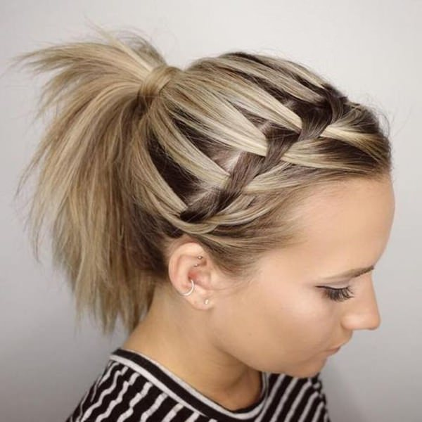 Excellent 187 Braided Ponytail Ideas And How To Do Them Style Easily Schematic Wiring Diagrams Phreekkolirunnerswayorg