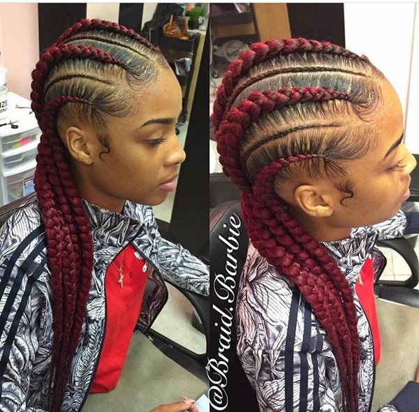 43 New Feed In Braids and How To Do It , Style Easily