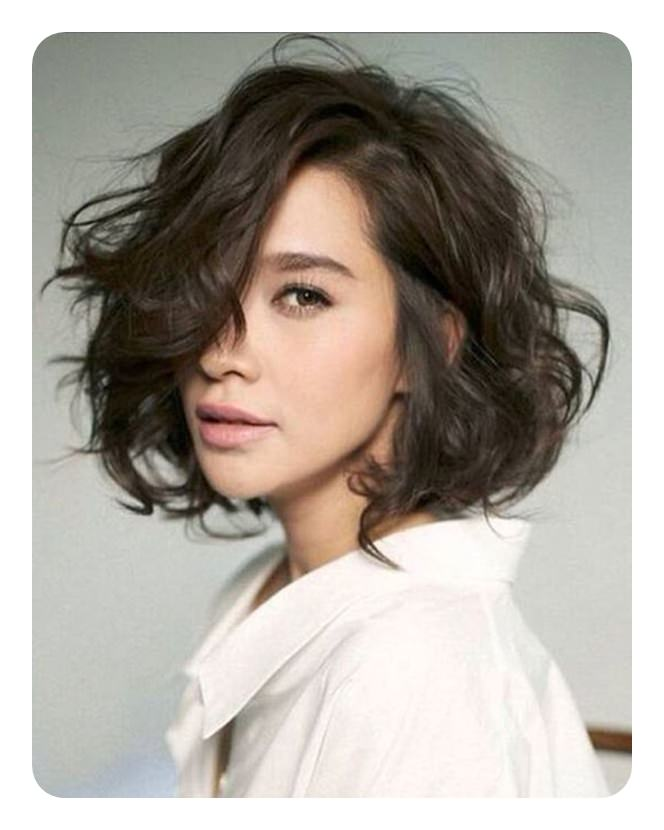 I Love This Hairstyle. It Looks Raw And Different. The Hairstyle Is  Naturally Effortlessly. It Has Been Cut Brilliantly. The Waves And Curls  Are Used To ...