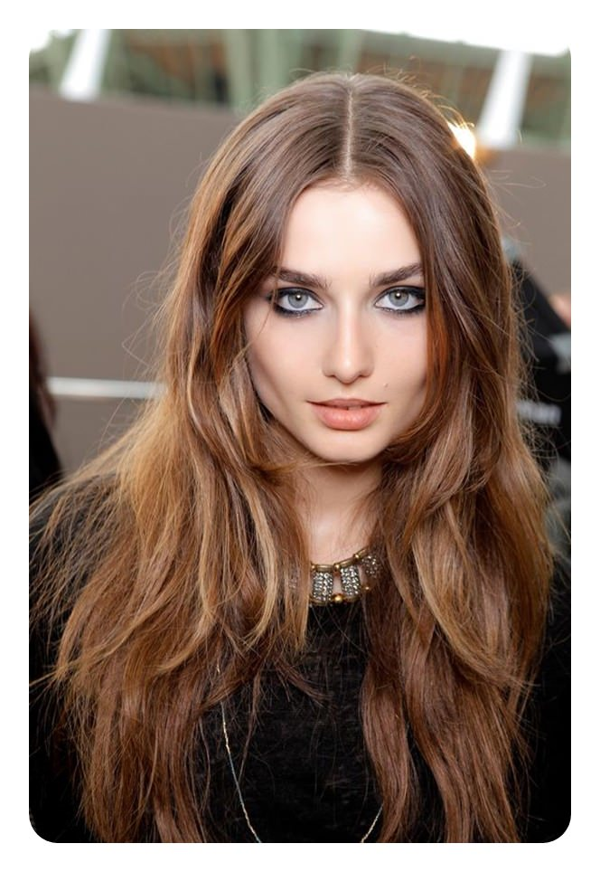 42 Chestnut Hair Colors Light And Dark You Will Want