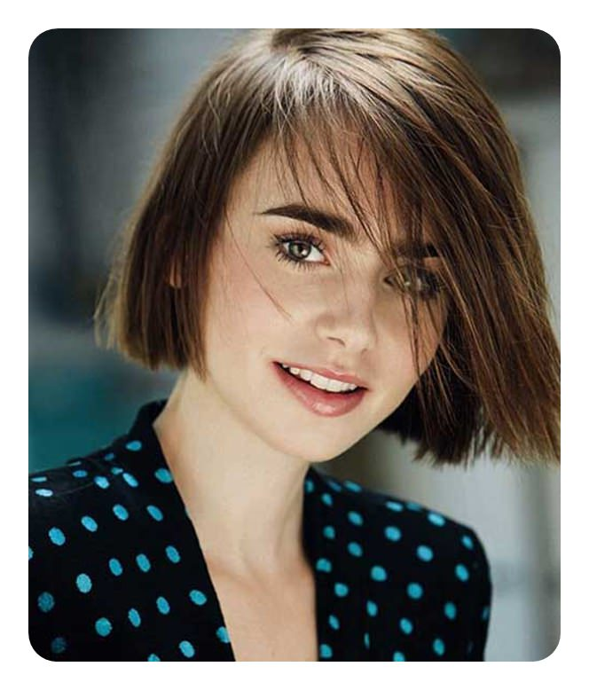 blunt cut hair style 112 best blunt bob hairstyles for the year 2019 style easily 5710