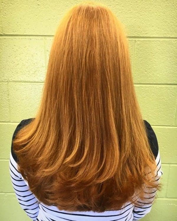how to cut long layers easily