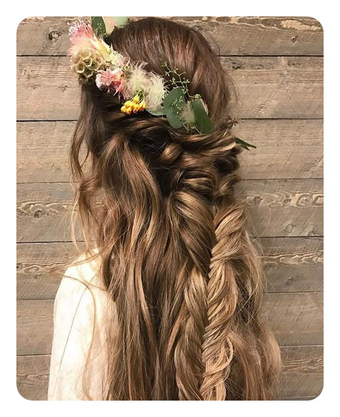 66 Boho Hairstyles for Curly and Straight Hair - Style Easily