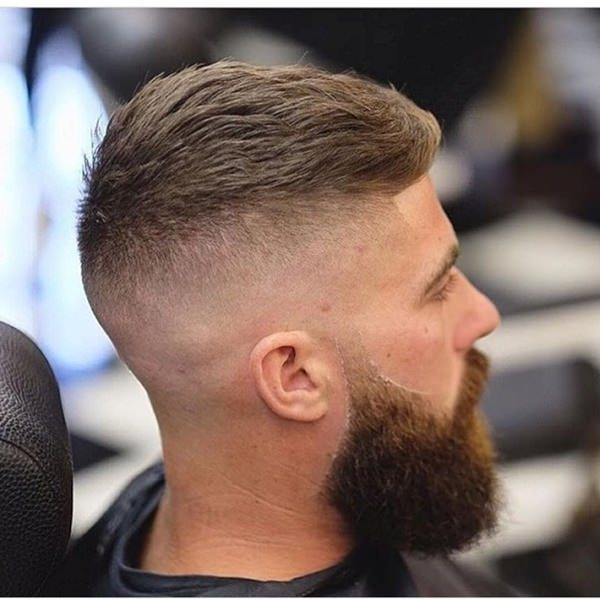 72 Smart High And Tight Haircut For This Summer , Style Easily