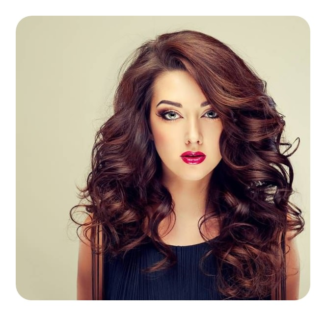 red chestnut brown hair brown hairs
