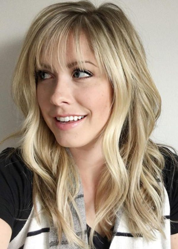 66 hairstyles with light wispy bangs style easily
