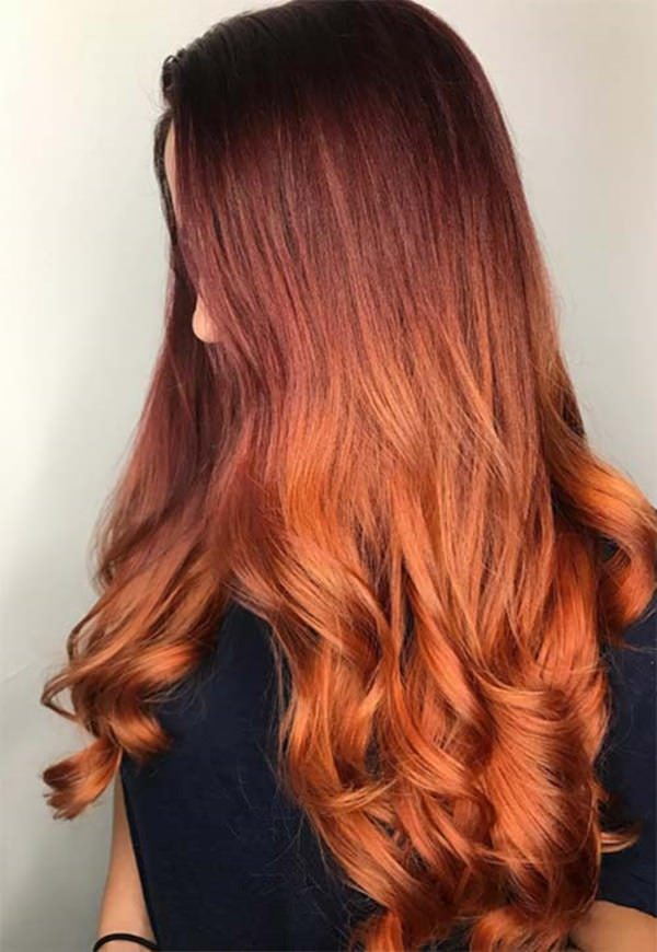 95 Best Copper Hair Color Ideas For You To Try 2018 Style Easily