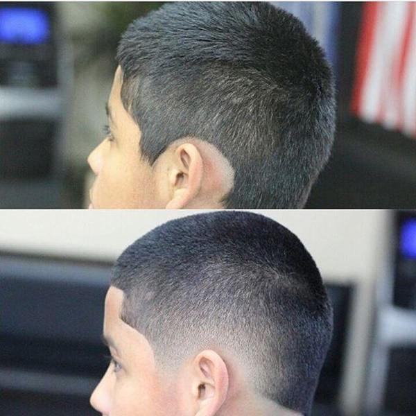 60 Fresh Burst Fade Haircuts For Men (2020) - Style Easily