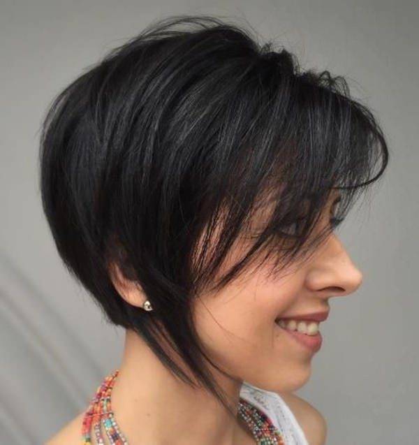 100 Short Hairstyles For Thick And Thin Hair For 2019 Style Easily