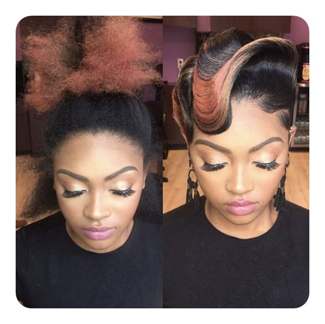 91 Stylish Finger Waves Hairstyles And How To Do It Style