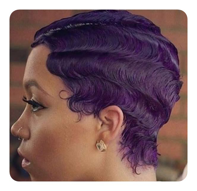 91 Stylish Finger Waves Hairstyles And
