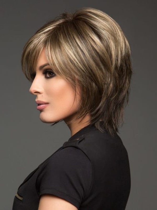 Don't worry if you have thick hair or thin hair, black hair or blonde; short hairstyles cover them all. We have short hairdos for different types of face ...