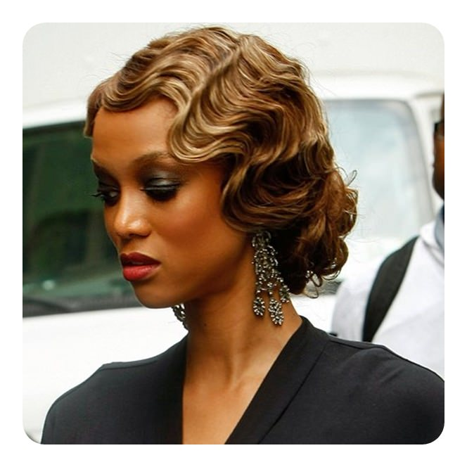 91 Stylish Finger Waves Hairstyles And How To Do It - Style ...