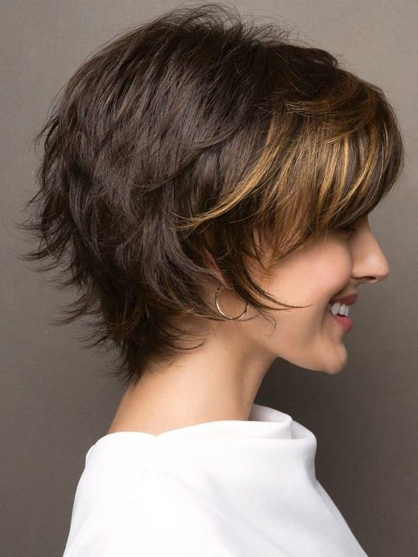 100 Short Hairstyles For Thick And Thin Hair For 2020