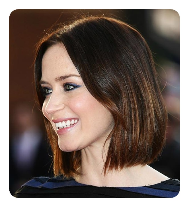 112 Best Blunt Bob Hairstyles For The Year 2019 Style Easily