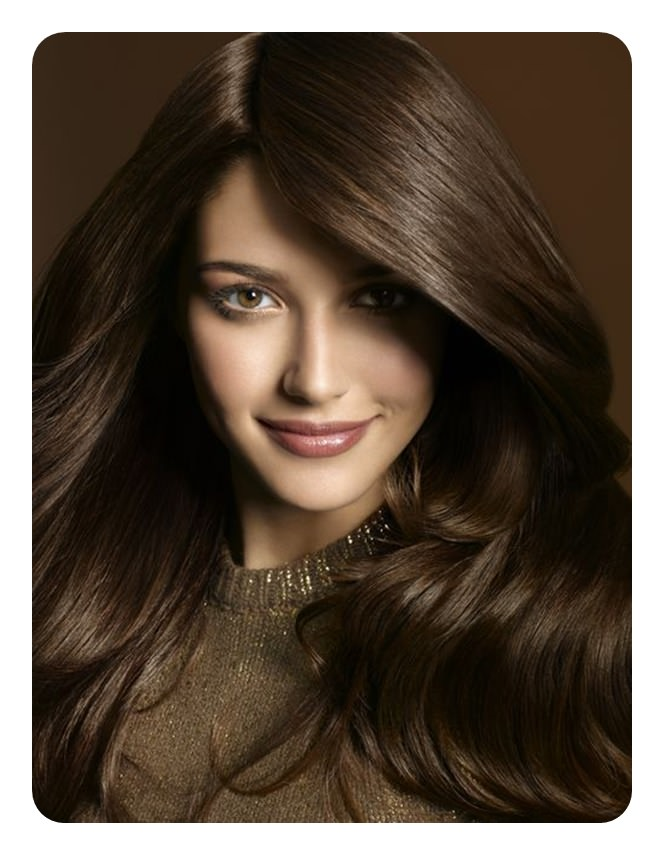 104 Creamy Chocolate Brown Hair Styles Ideas Style Easily,Blue And White Porcelain Decorating Ideas