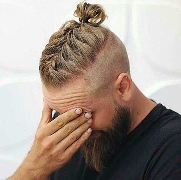 65 Best Man Bun Style You Can Try This Year Style Easily
