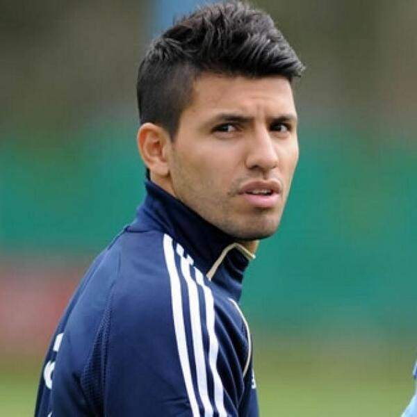 Sergio Aguero Is Another One Of Those People From The Soccer World Who Likes To Experiment Now And Again With Remarkable Hairstyles