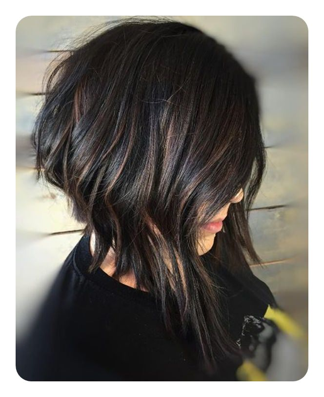 We have more highlights for short black hair. Scroll down. You will enjoy the ride. Your black hair will look just as high as you want it to be.
