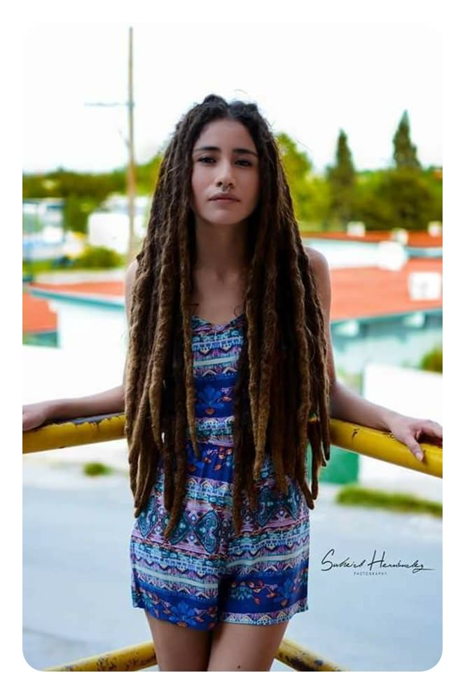 106 Elegant Dreadlock Hairstyles For The Ladies Style Easily