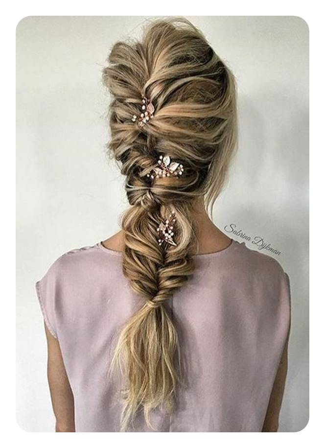 104 Easy Fishtail Braid Ideas And Their Step By Step ...