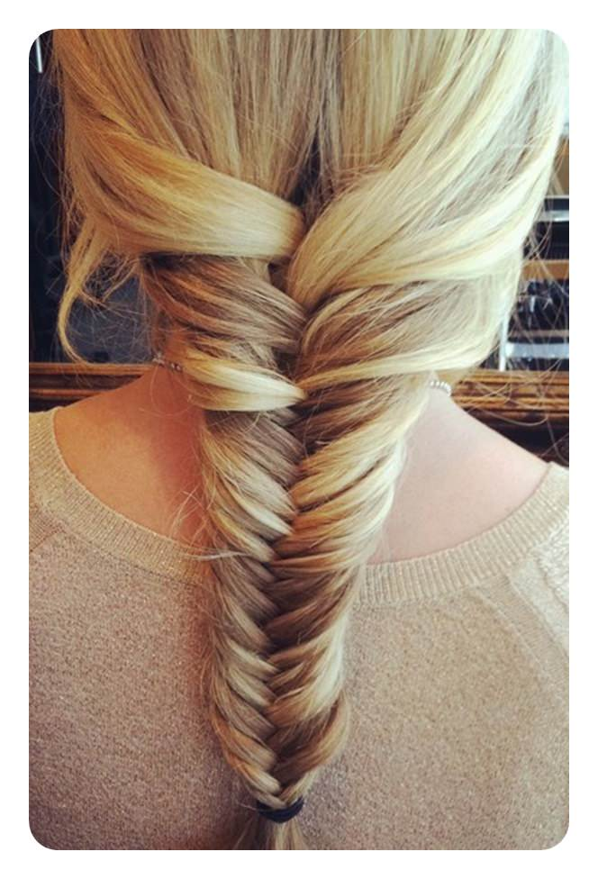 104 Easy Fishtail Braid Ideas And Their Step By Step