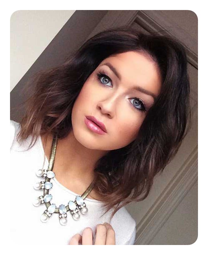 66 Beautiful Long Bob Hairstyles With Layers For 2020 Style Easily