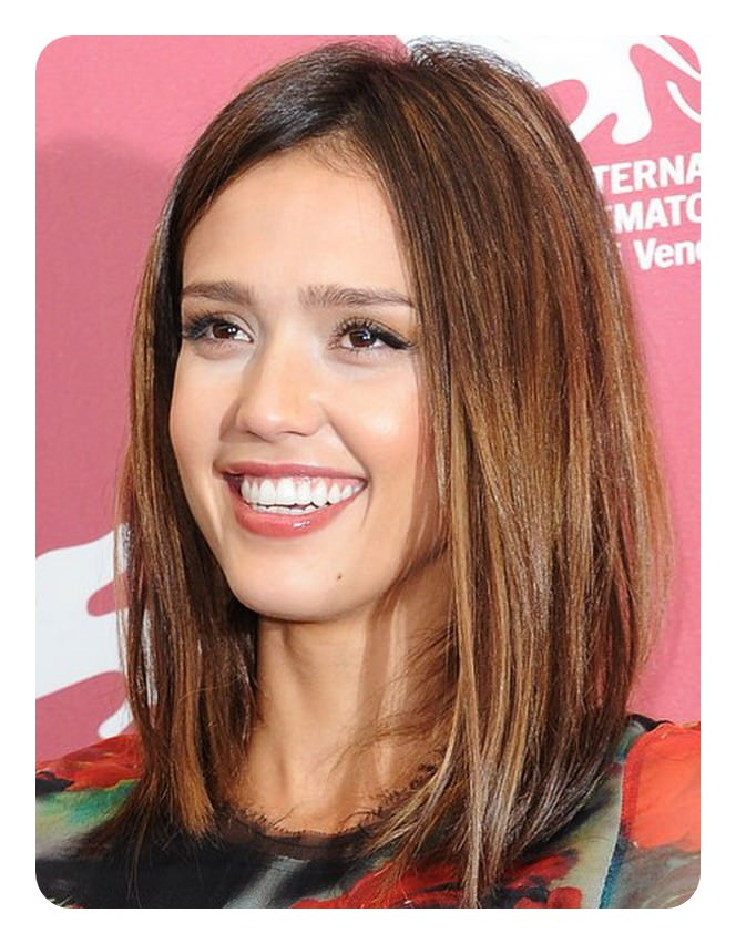 This Is Another Picture Of The Same Long Bob Hairstyles For Straight Hair I Love The Hairstyle And Its Simplicity Hairstyles Are Supposed To Be Fun And