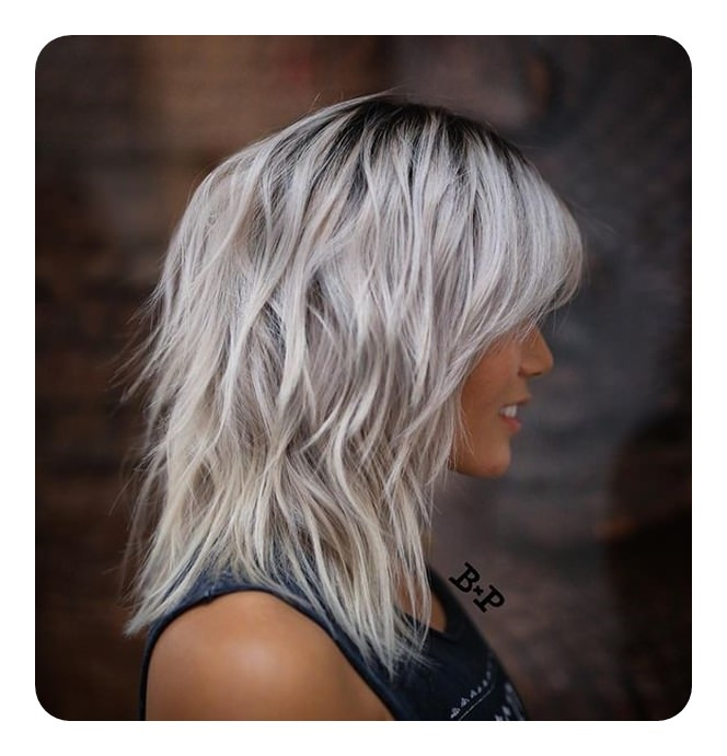 68 Long And Short Shag Haircuts For 2020 Style Easily