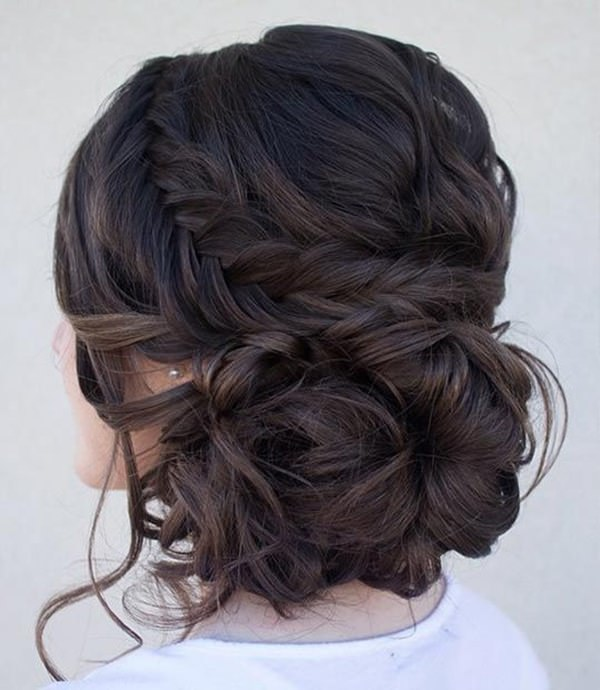 Updos Are Essential For Many Occasions And Long Hair Look The Best It Will Be A Hairstyle That Rela You Makes Cly