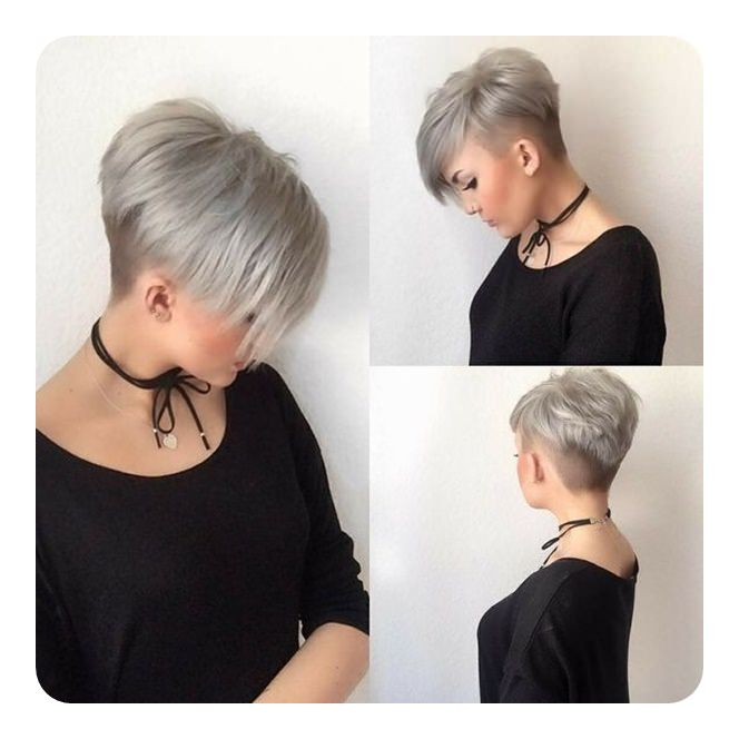 104 Long And Short Grey Hairstyles 2019 Style Easily