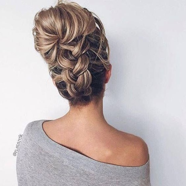 Magnificent 154 Easy Updos For Long Hair And How To Do Them Style Easily Schematic Wiring Diagrams Amerangerunnerswayorg