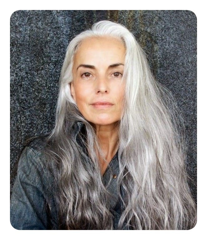 104 Long And Short Grey Hairstyles 2019 , Style Easily