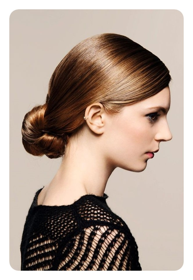 87 Easy Low Bun Hairstyles And Their Step By Step ...