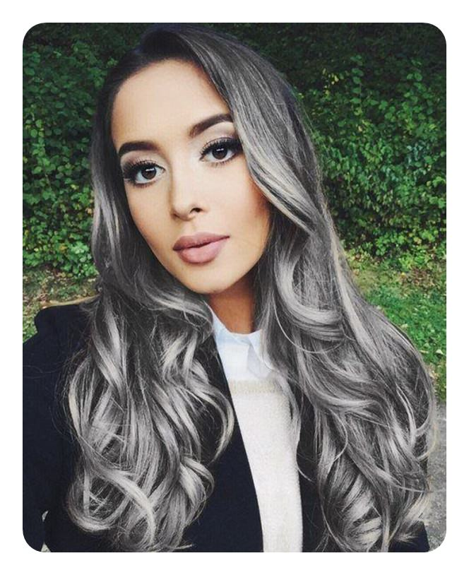 104 Long And Short Grey Hairstyles 2020 - Style Easily