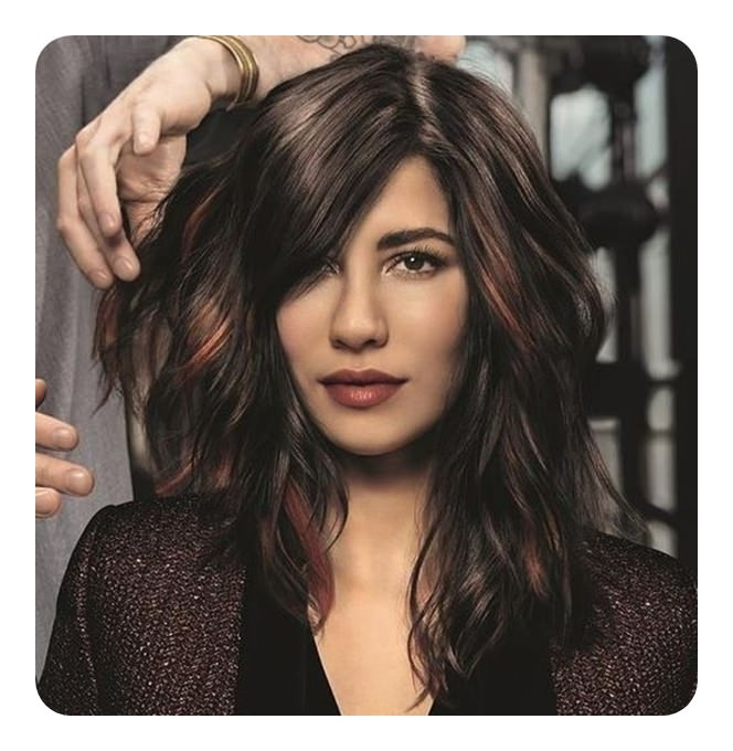 68 Long And Short Shag Haircuts For 2019 Style Easily