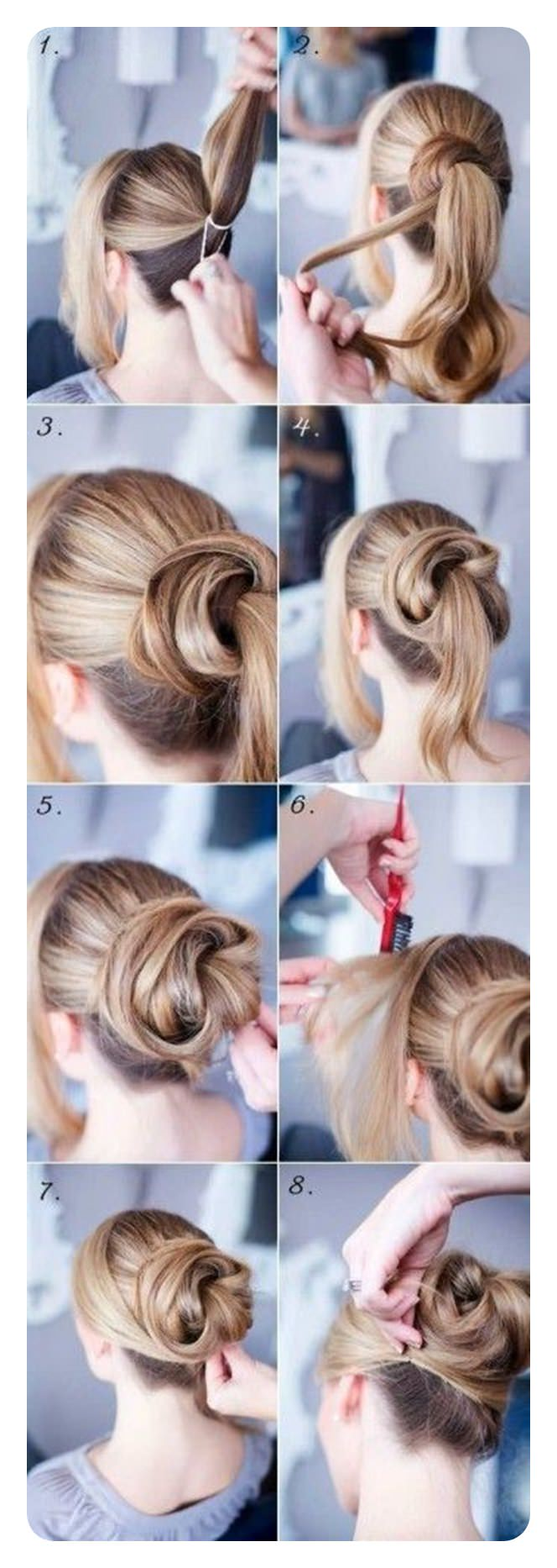 87 Easy Low Bun Hairstyles And Their Step By Step Tutorials