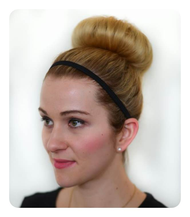 64 Easy Sock Bun Hairstyles You Should Definitely Try