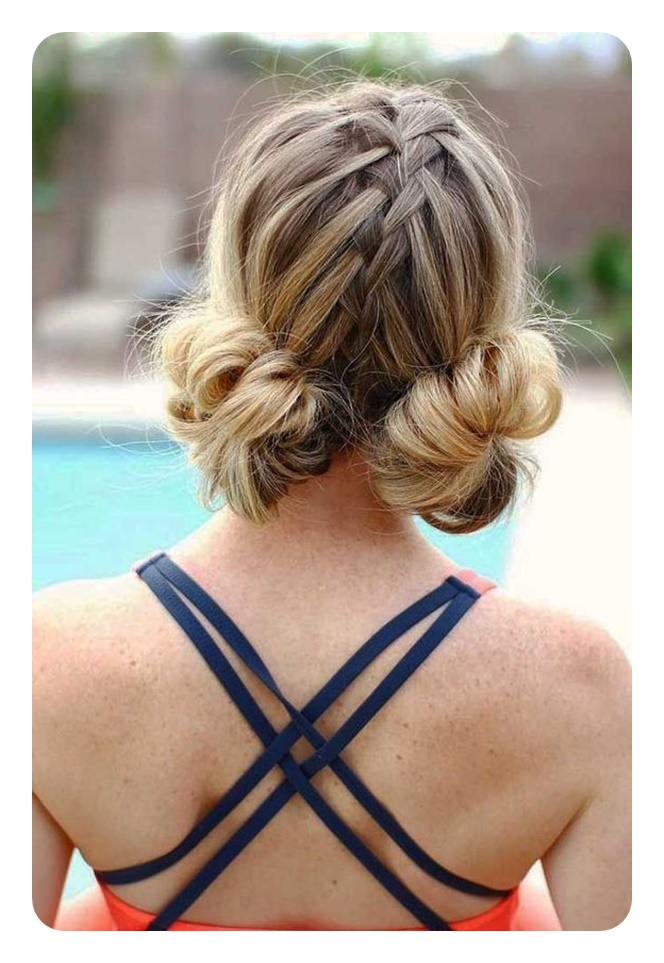 87 Easy Low Bun Hairstyles And Their Step By Step Tutorials - Style Easily